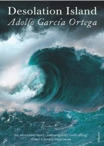 Book review: Desolation Island by Adolfo Garcia Ortega